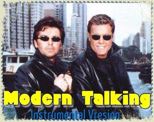 Modern Talking - Instrumental Version (2016)
